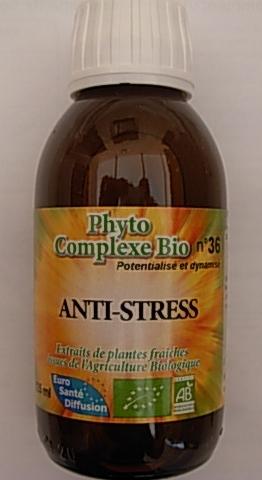 Le phyto-complexe anti-stress: un alliée contre l'anxiété