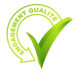 La qualité: le plus important de nos engagements