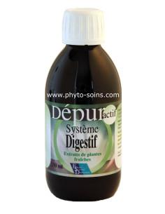 Dépur actif système digestif-foie BIO