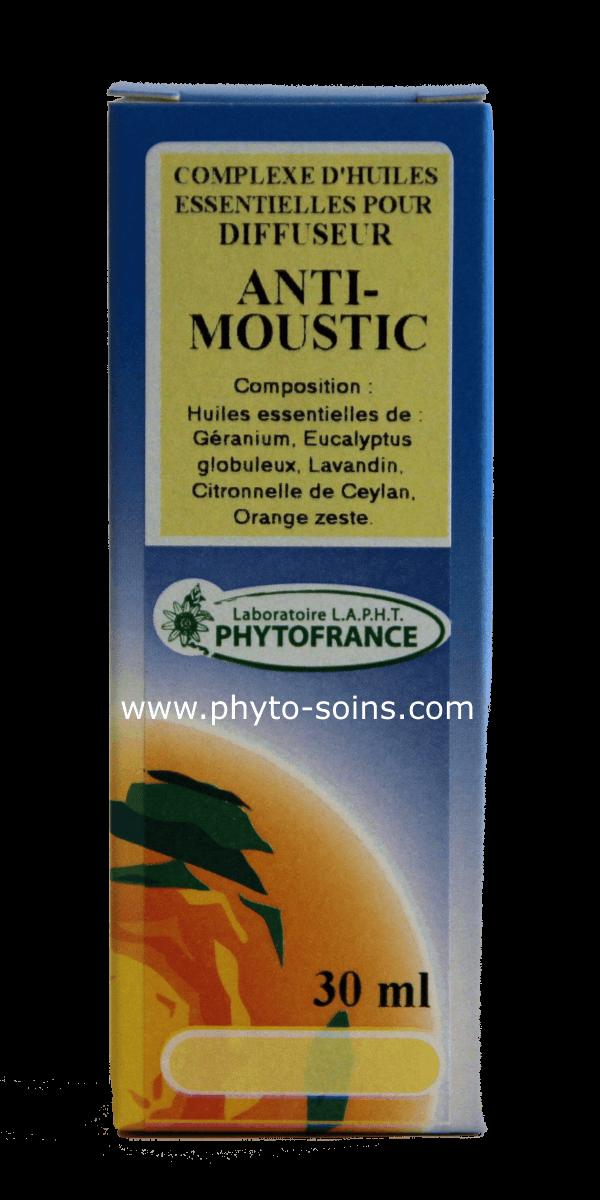 le répulsif anti-moustic à diffuser