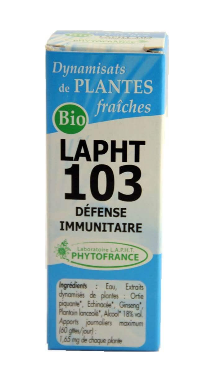 LaPHT défense immunitaire pour les plus sensibles