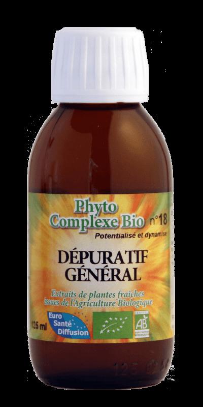 phyto-complexe dépuratif général pour soulager les émonctoires