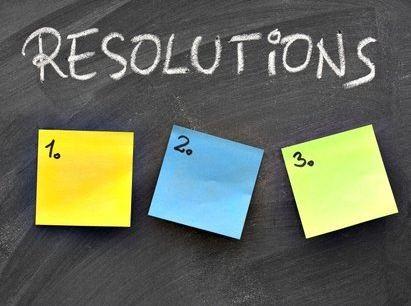 les 5 bonnes résolutions santé