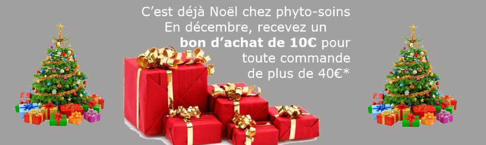 Joyeux Noël avec phyto-soins.com !