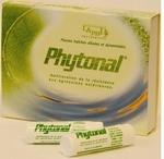 les granules de phytonal: tonus et immunité