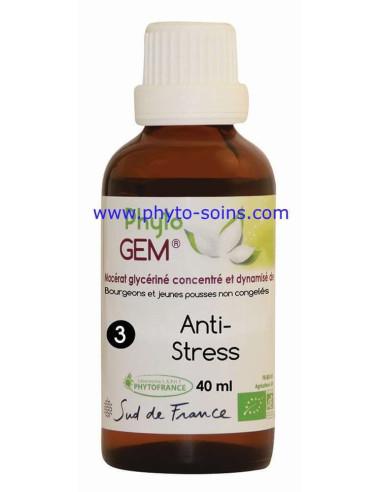 Phyto'gem 3 anti-stress | phyto-soins