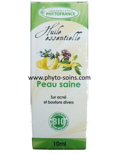 "Complexe huiles essentielles BIO ""peau saine"" | phyto-soins"