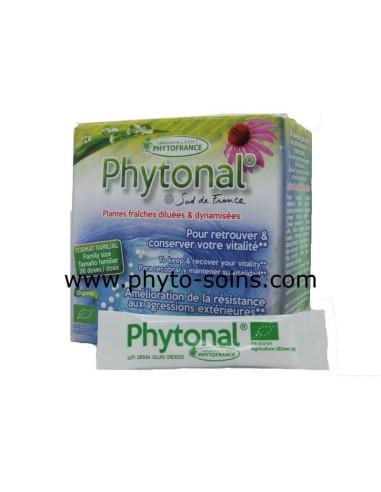 Phytonal BIO: améliorer votre tonus et votre résistance naturellement | phytosoins