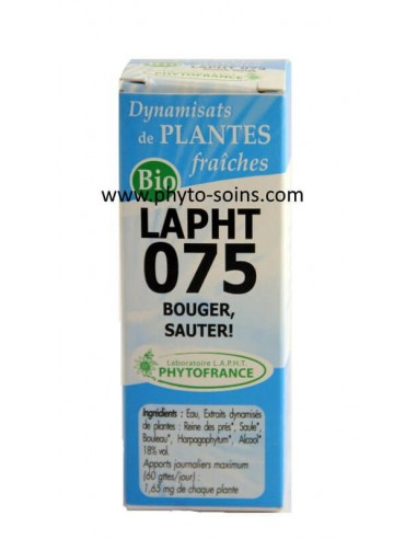 LAPHT 075 Bouger-sauter laboratoire phytofrance | phyto-soins