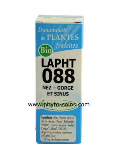 LAPHT 088 Nez et gorge laboratoire phytofrance | phyto-soins