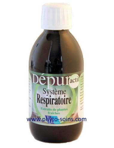Dépur actif système respiratoire | phytofrance | phyto-soins