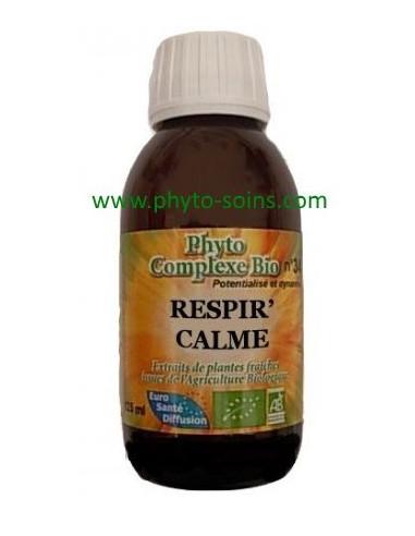 Phyto-complexe 40 respir' calme (asthme)