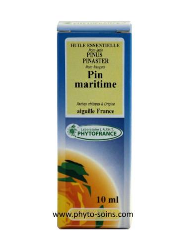 Huile essentielle de pin maritime BIO
