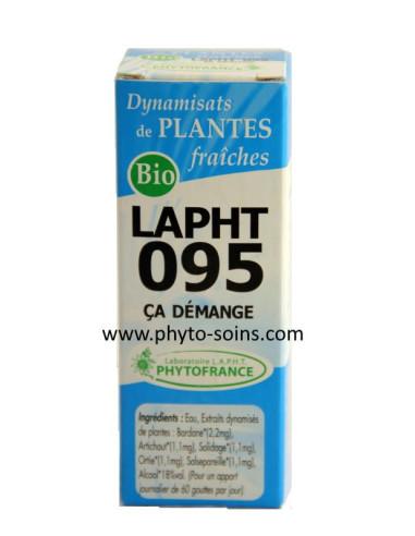 LAPHT 095 ça démange (maladie infantile et eczéma)