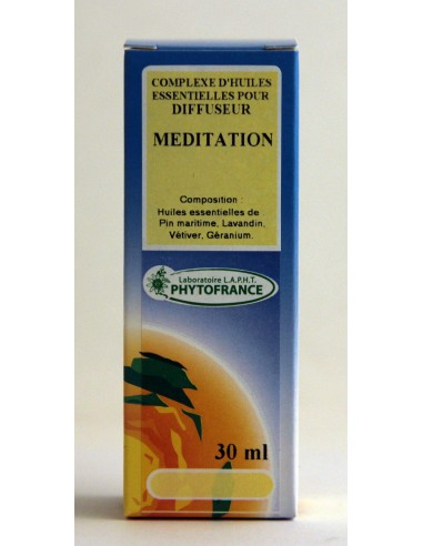 mélange diffuseur méditation