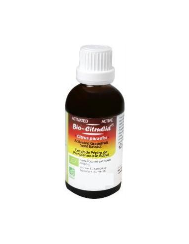 Bio-citrucid: le seul antibiotique naturel activé laboratoire phytofrance