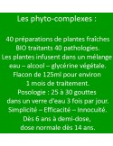 Phyto-complexe bio n°8 Surcharge abdominale masculine