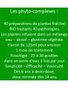 gamme phyto-complexe du laboratoire phytofrance | phyto-soins