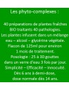 description des phyto-complexes