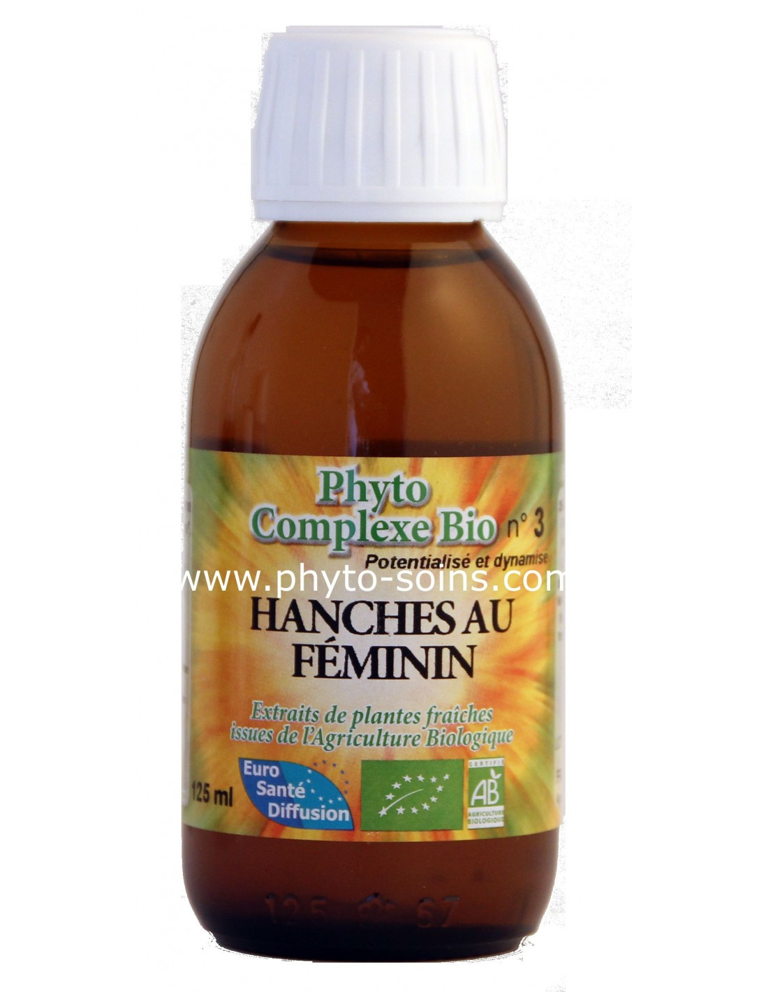 Hanches au féminin: les plantes contre la culotte de cheval