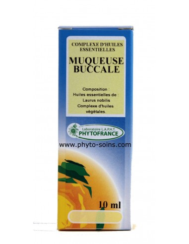 """complexe """"muqueuse buccales- aphtes """" BIO"""