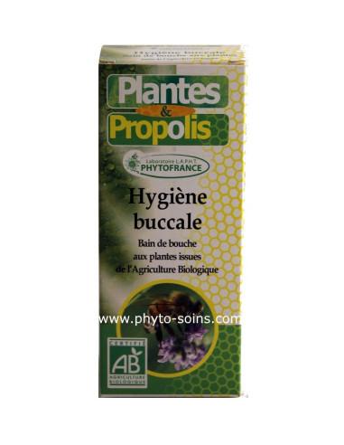 Hygiène Buccale BIO: bain de bouche