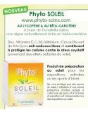 Phyto soleil: comprimés naturels pour préparer votre peau