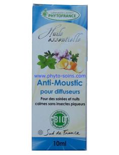 mélange diffuseur anti-moustic bio