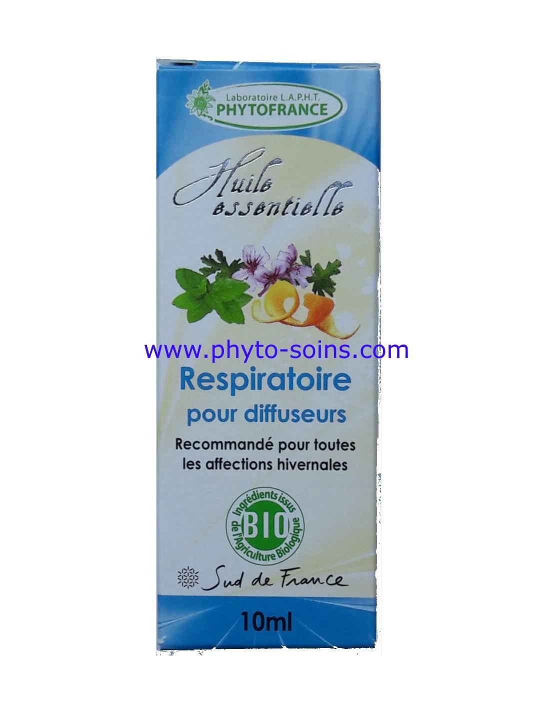 Huiles Essentielles Contre Les Souris mélange d'huiles essentielle bio respiratoire pour diffuseur