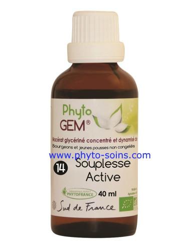 Phyto'gem BIO 14 souplesse active