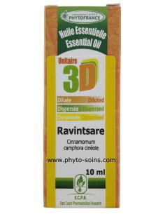 Huile essentielle 3D Ravinsare (solution buvable)