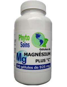 gélules magnésium plus Citrate