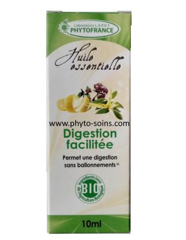 Complexe d'huiles essentielles digestion facilitée