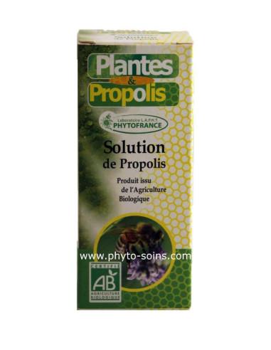 Solution de Propolis BIO