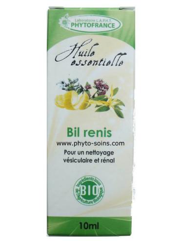 Complexe d'huiles essentielles BIO bilrenis