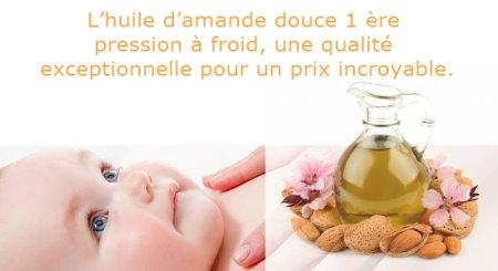 L'huile d'amande douce phyto-soins, le top à petit prix