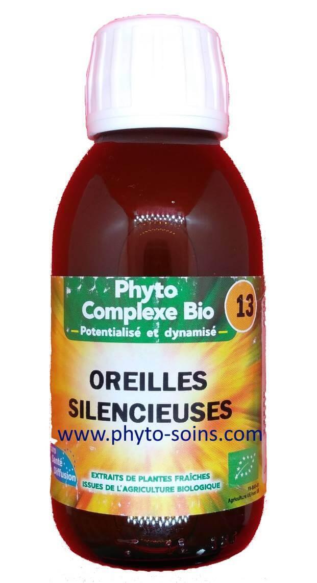 phyto-complexe oreilles silencieuses