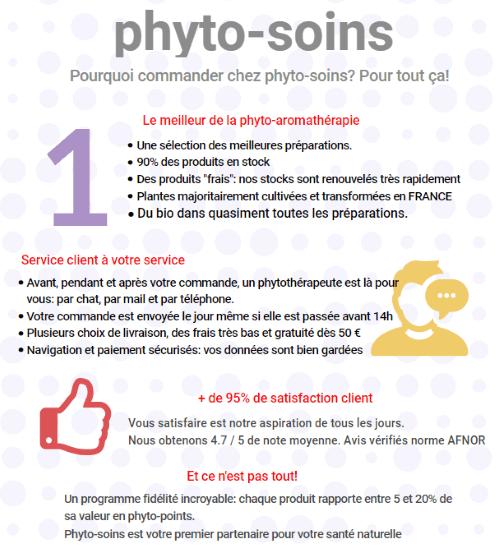 Pourquoi commander chez phyto-soins?