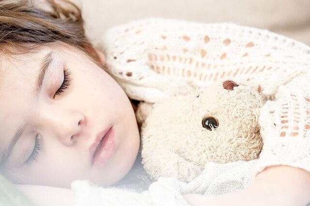 L'importance du sommeil chez l'enfant
