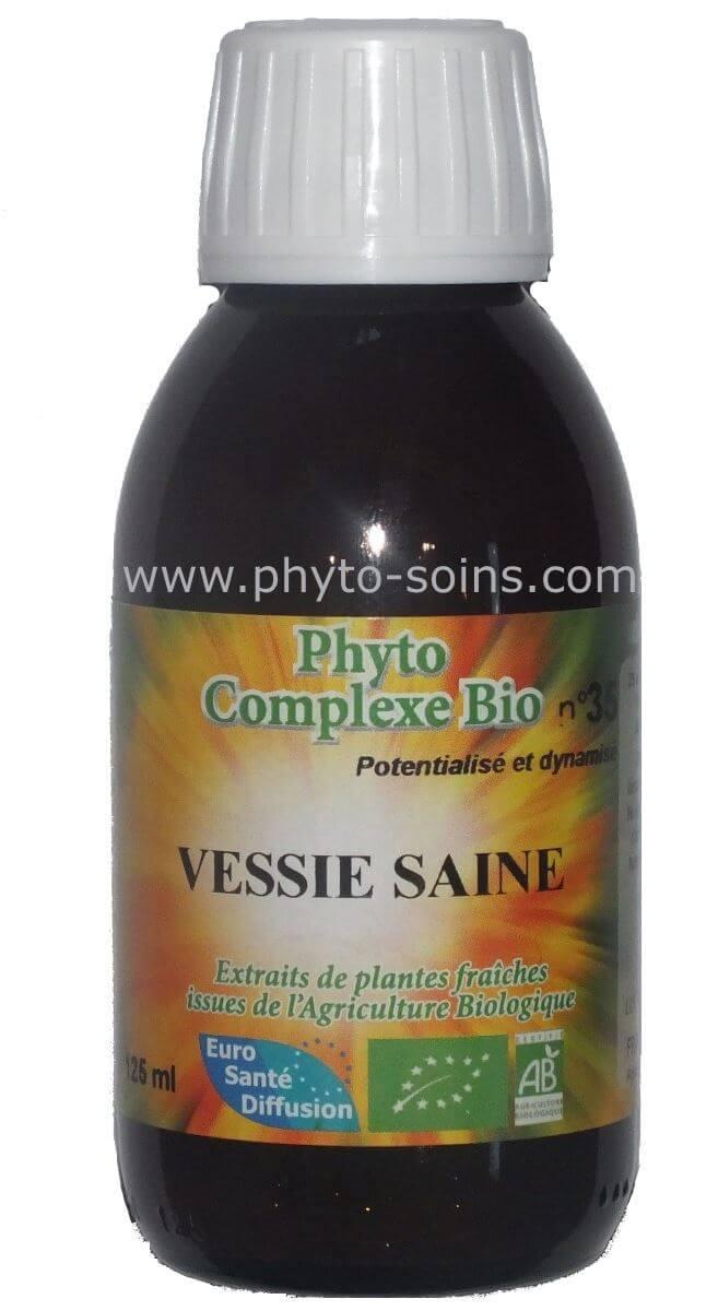 Le phyto-complexe vessie saine du laboratoire phytofrance |phyto-soins